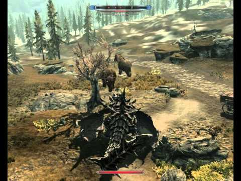 How To Become A Dragon In Skyrim (Requires SKSE)