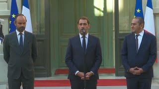 Who is Christophe Castaner, France's new Interior Minister?