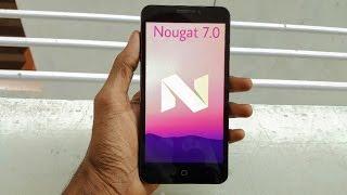 How to Install AICP (Nougat) Android 7.0 Rom on Yu Yureka & Yureka Plus
