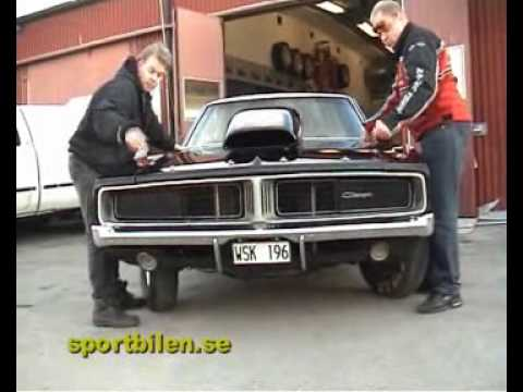 sportbilen.se: Dodge Charger 950 hp