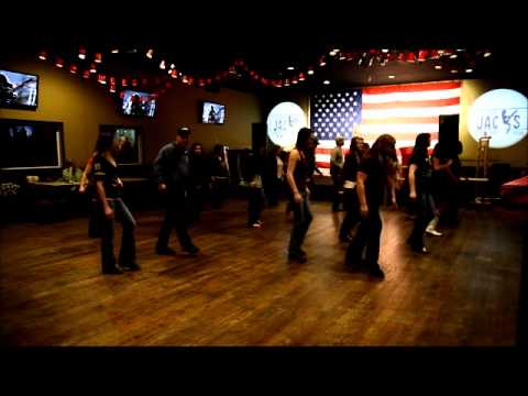 How to Do the Copperhead Road line dance - WonderHowTo