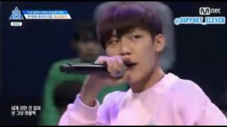 download lagu Park Woojin Center Selection Solo Performance Cut  Brand gratis