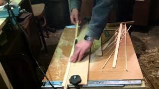 Деревообрабатывающий станок из болгарки своими руками