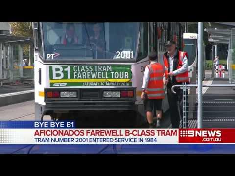 B1 Farewell Tour - Nine News Melbourne (30/1/2016)