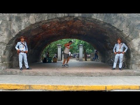 Running Man Challenge - Manila