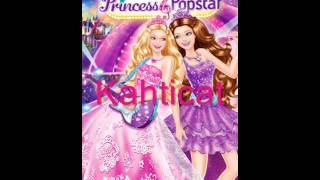Barbie the Princess and the Popstar Song Greek Tori singing