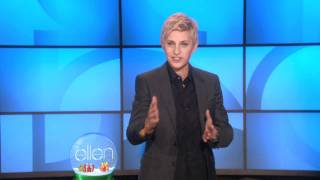 Ellen's Monologue_ Parking Nightmares