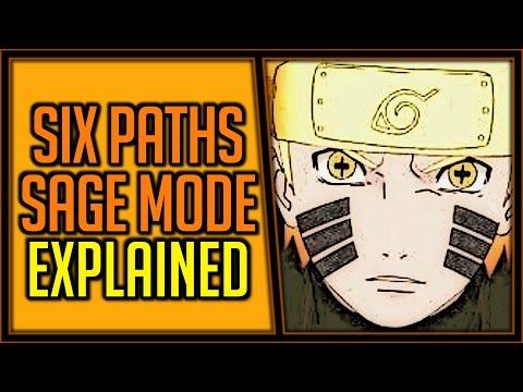 Explaining Six Paths Sage Mode