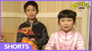 CBeebies: Preparing For Chinese New Year - Let