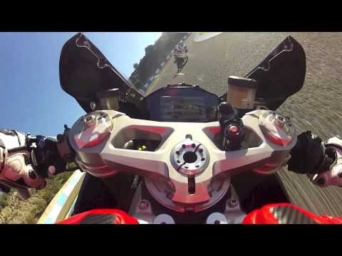 On Board Canepa Jerez Ducati 1199 Panigale