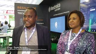 Restrata Platform: Engr. Sarki Auwalu, Assistant Director, Department of Petroleum Resources
