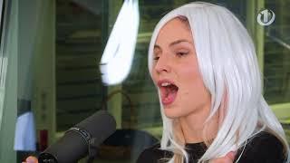 EMA 2018: Tako zveni, ko Lea Sirk zapoje venček slovenskih pesmi na svoj način