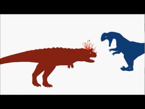 PBA Carnotaurus vs