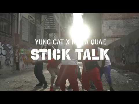 Yung Cat - Stick Talk (Rich The Kid Plug Walk Remix) Ft Killa Quae @YungCatBgm