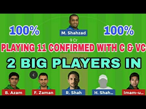 PAK VS AFG DREAM11 - | AFG VS PAK | PAK VS AFG DREAM11 TEAM | AFG VS PAK TODAY PLAYING 11 |TEAM NEWS