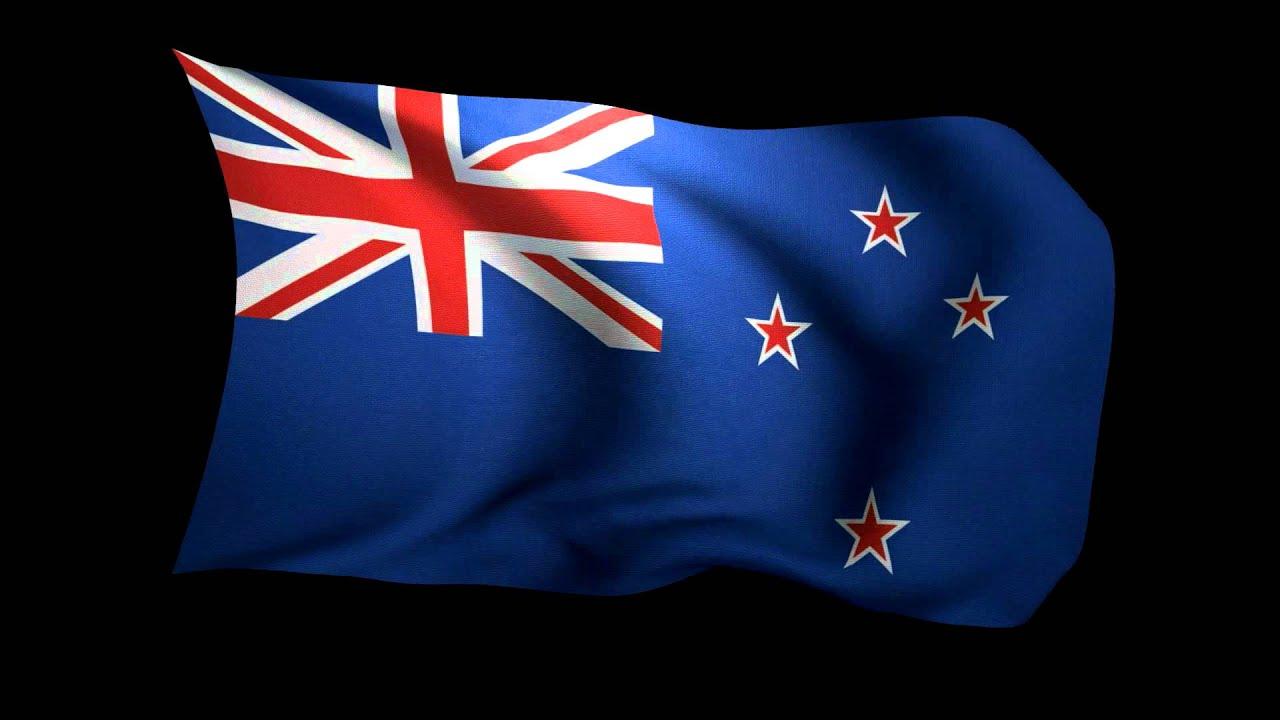 New Zealand Flag Wallpaper Wallpapergoodco