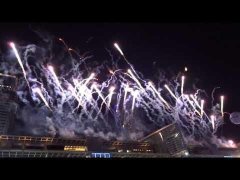 Bangkok Centralworld Countdown 2012-2013