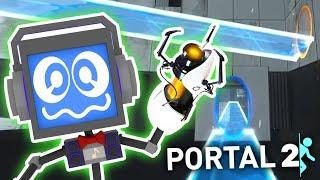 PORTAL 2 (PART 4) ► Fandroid the Musical Robot
