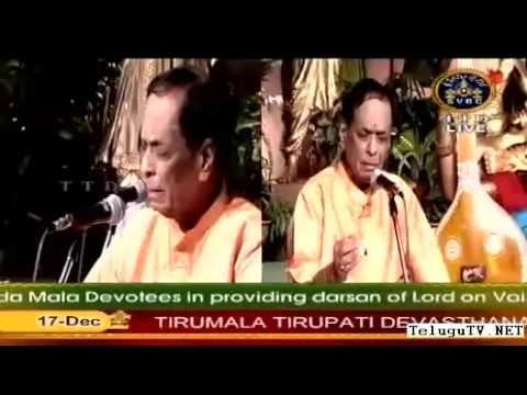 Dr. M. Balamuralikrishna - Nagumomu Ganaleni - Nada Neerajanam...