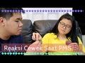 Reaksi Cewek Saat PMS ft Two Piggy | INIBIGHEAD