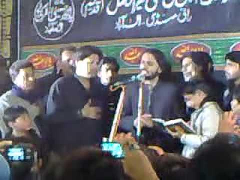 Akbar Tumhe Maloom Hai Kya Mang Rahe Ho | Sahib-e-alam, Allahabad | 30th Jan 2011 video