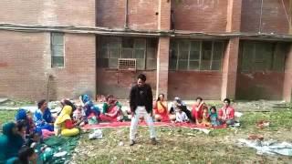 Aslam Sir ar dance rajababu rajababu am the power