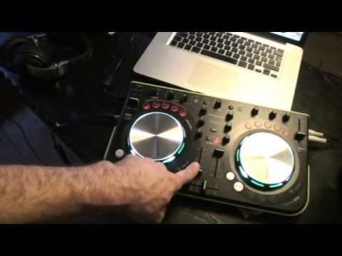 DJAY AND PIONEER DDJ-WEGO DEMONSTRATION. TUTORIAL