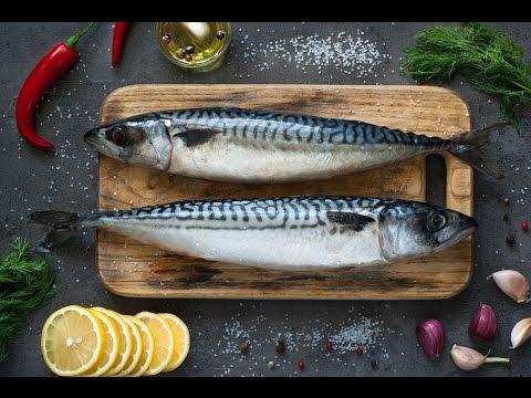 Разделка рыбы. Как разделать Скумбрию. Мастер-класс по разделке Скумбрии. How to fillet a Mackerel