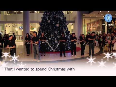 I Don't Want To Spend One More Christmas Without You - RSPHI Christmas Song-signing Performance 2013