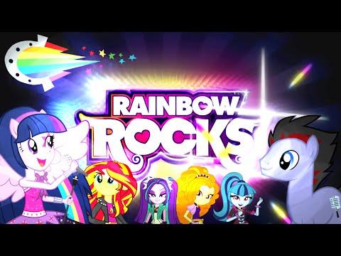 Blind Commentary - Rainbow Rocks