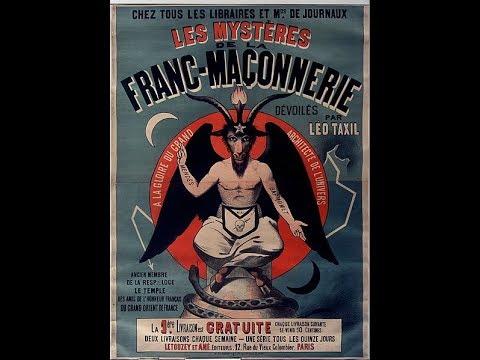 FRANC MACON AU SERVICE DE LUCIFER HARDISSON PARLE DE PACTE AVEC LE DIABLE ?!?! PREUVES ET DEBAT