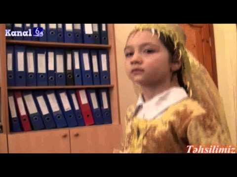 Təhsilimiz - 78 nomreli mekteb - Kanal6 TV - Azərbaycan