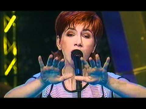 Eurovision 1996 - 07 Croatia -  Maja Blagdan - Sveta ljubav