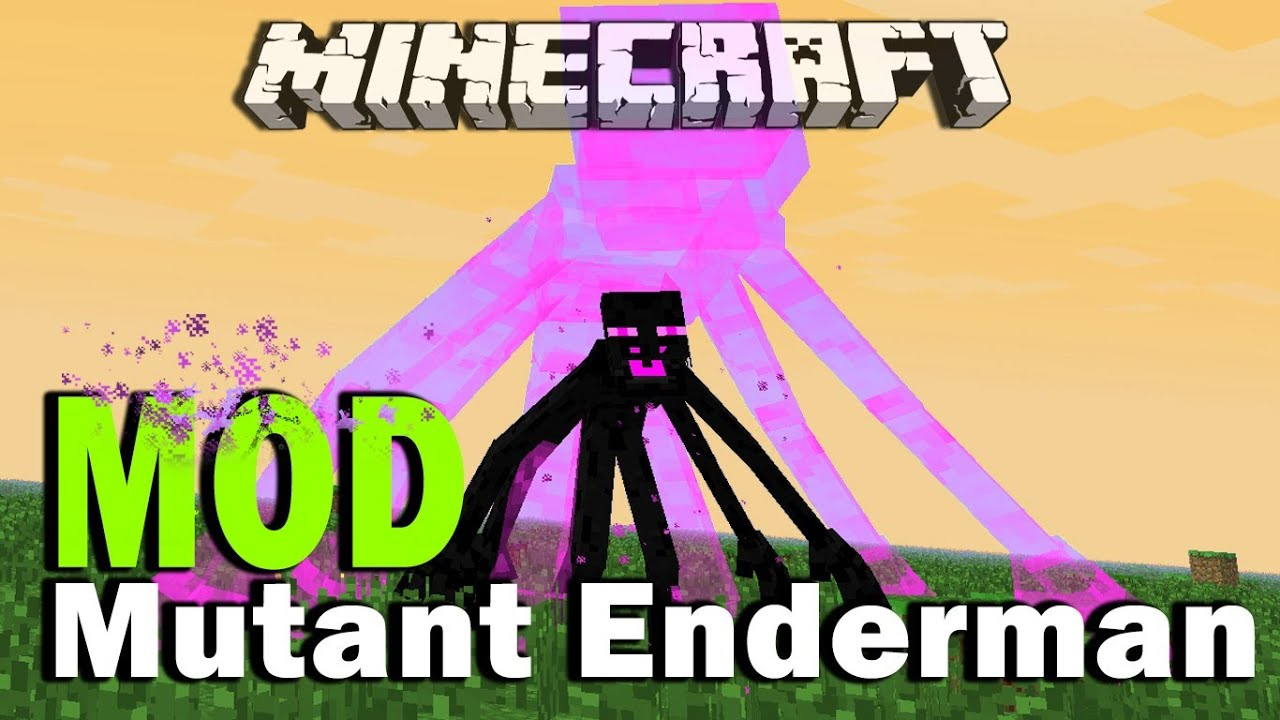 minecraft mutant enderman wwwimgkidcom the image kid