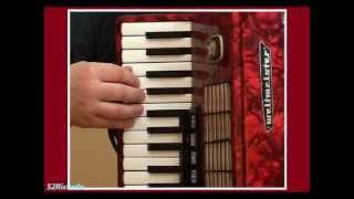 Akordeonowe Instrumentalne Melodie  ; ''Jambolaya'', ''Quantanamera'' i inne ...