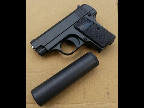 ทดสอบ ปืนอัดลม สปริง G1A