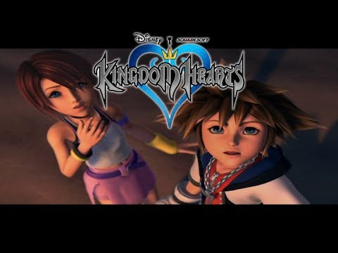 Kingdom Hearts Opening Intro Cutscene
