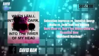 Dark River vs. Don't You Worry Child vs. Beautiful Now (Hardwell Lollapalooza Mashup)