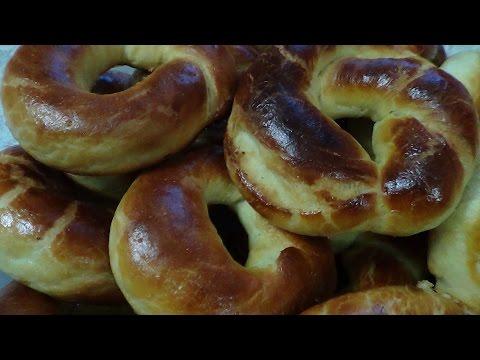 Калачики от бабули - сдоба необыкновенная и вкусная!