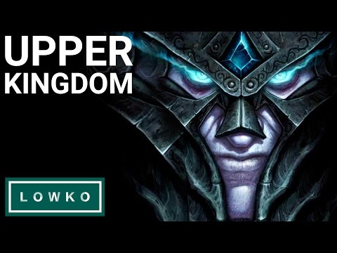 Warcraft 3: THE UPPER KINGDOM! (Scourge Campaign)