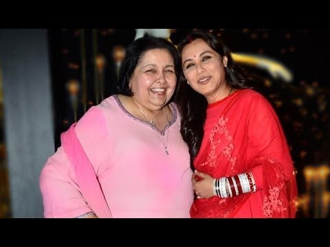 Pamela Chopra And Rani Mukerji Launch Diva'ni - A Cinema-Inspired Fashion Store