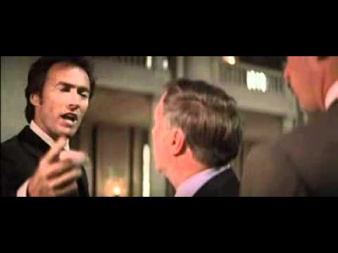 Dirty Harry - The enforcer : Seven point suppository scene