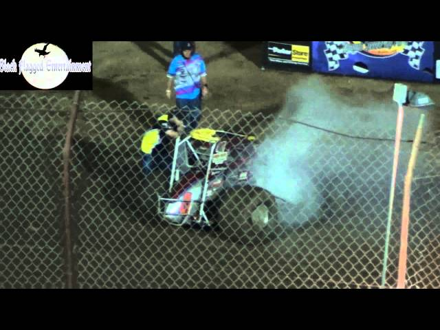 Wreck Of The Week- Oct 27th 2012 From Black Flagged Entertainment