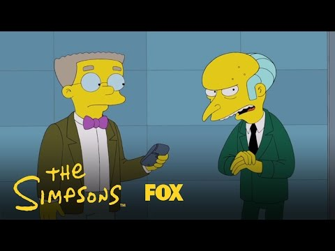 Fiscal Cliff | The Simpsons | ANIMATION on FOX