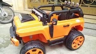 Xe Ô Tô Trẻ Em Dáng Địa Hình Siêu Khỏe - BI158 | WWW.BONGKIDS.COM