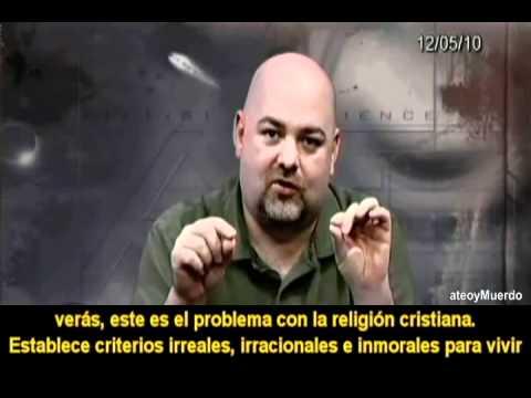 The Atheist Experience - Un sistema inmoral, la religión cristiana.