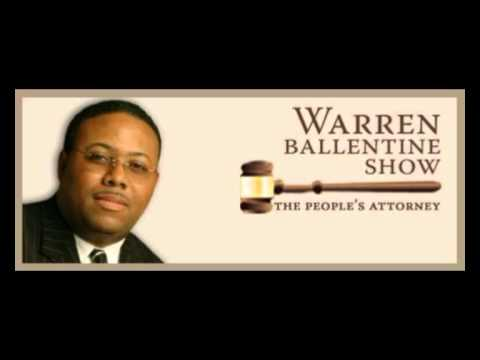 Warren Ballentine on his indictment:  Civil rights leaders abandoned me