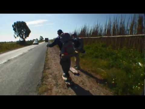 Longboarding, Long Treks Episode 2: The Musical to Safi