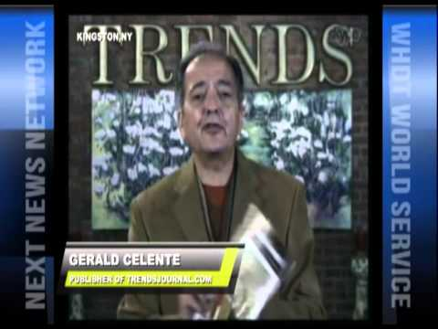 Gerald Celente - Reality Report, WHDT World News - October 30, 2012