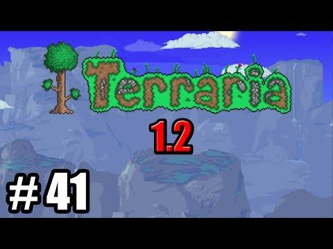 Juguemos Terraria 1.2  Ep.41 - Buscando titanio